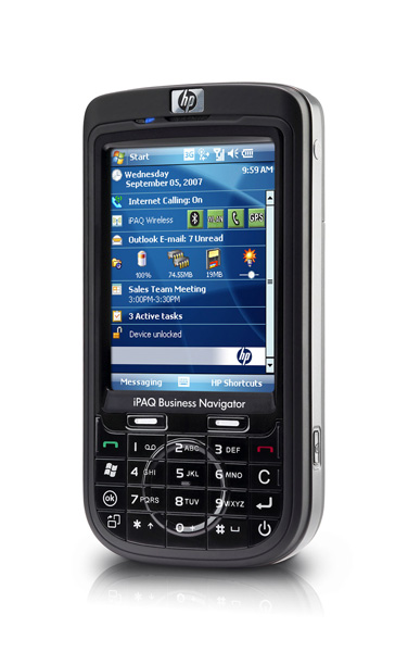 HP iPAQ 614 Business Navigator