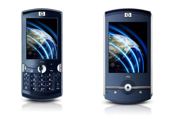 HP iPAQ DATA e Voice Messenger
