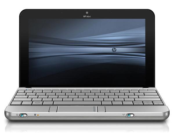 HP Mini 2140 aperto
