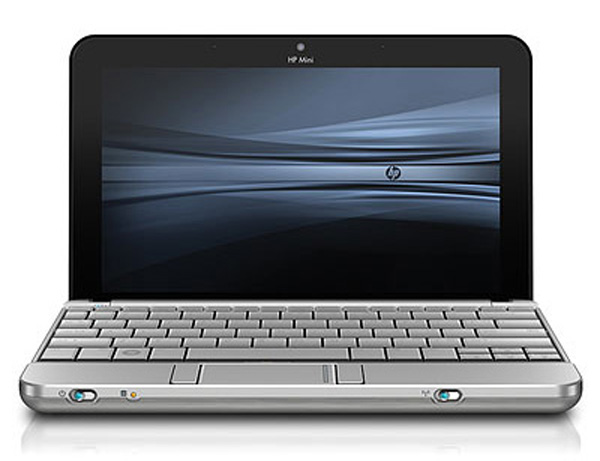 HP Mini 2140 netbook