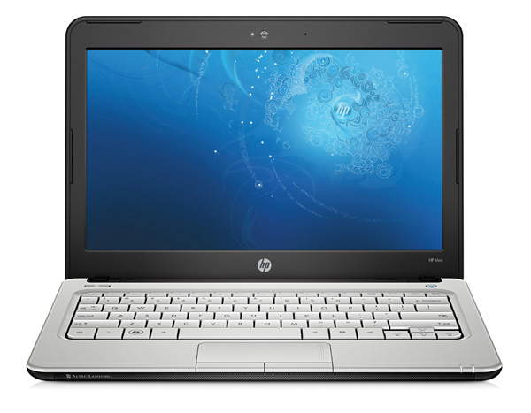 HP Mini 311 fronte