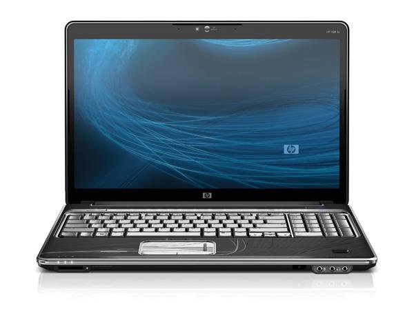 Notebook HP Pavilion HDX16 aperto