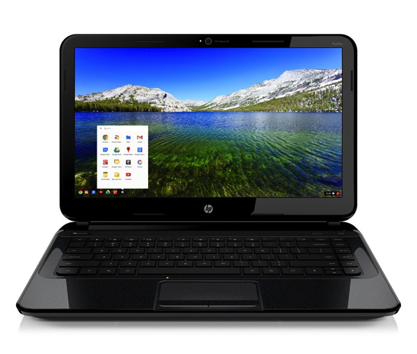 HP Pavilion 14 Chromebook