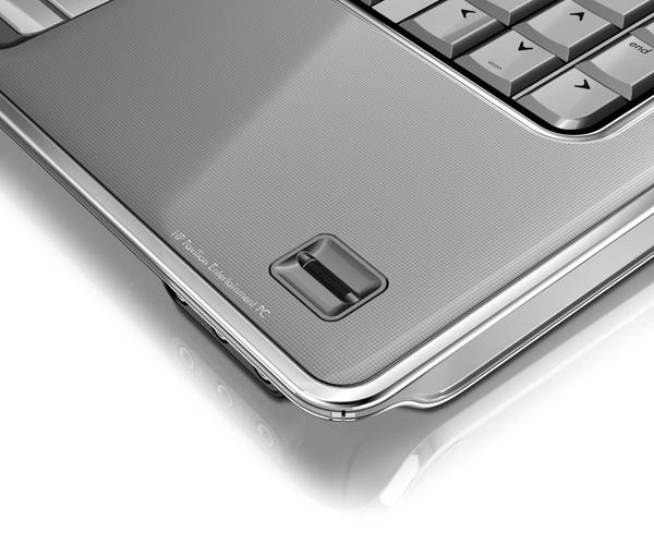 HP Pavilion dv4 fingerprint reader
