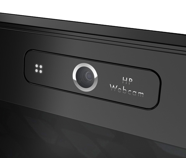 HP Pavilion webcam