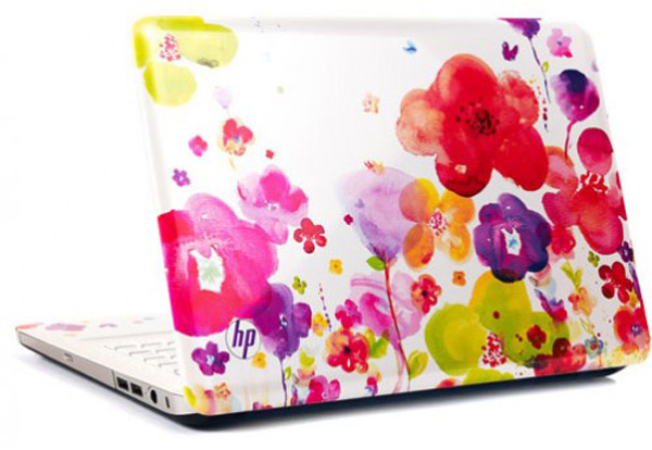 HP Pavilion dv5 Garden Dream Special Edition