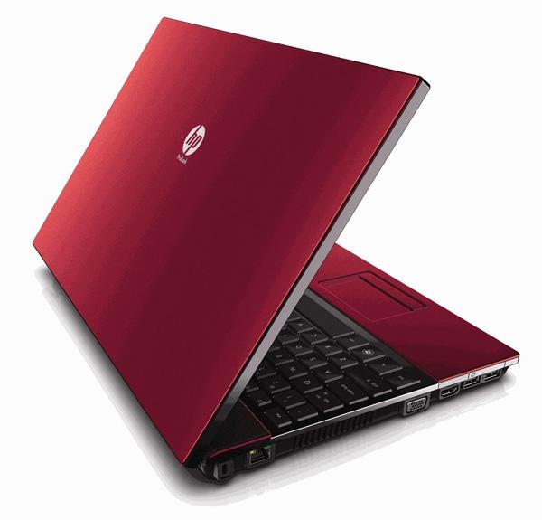 HP proBook 4415s rosso