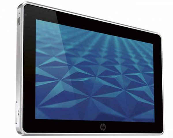 HP Slate 500, profilo sinistro