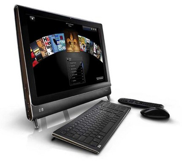 HP TouchSmart IQ500.it PC