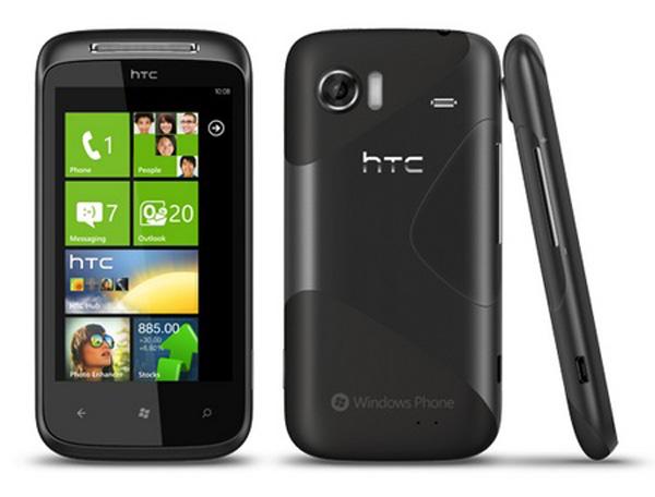Windows Phone 7 su smartphone HTC