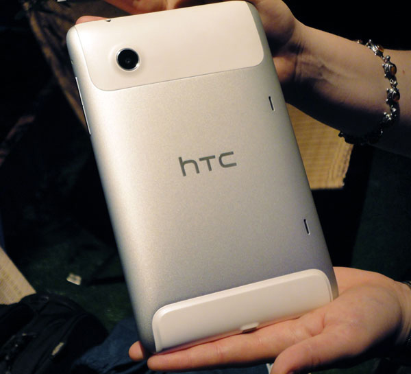 HTC Flyer cover