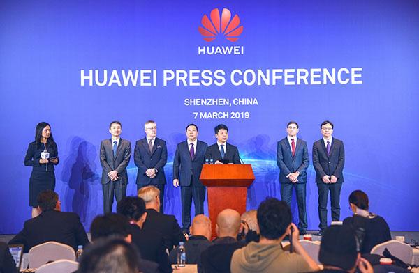 Usa. Causa della Huawei all'amministrazione Trump