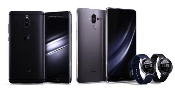 Huawei presenta il nuovo smartphone Mate 9