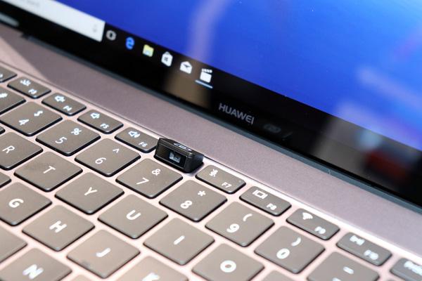 Huawei Matebook X Pro: display touch 3K e cornici sottilissime - MWC 18