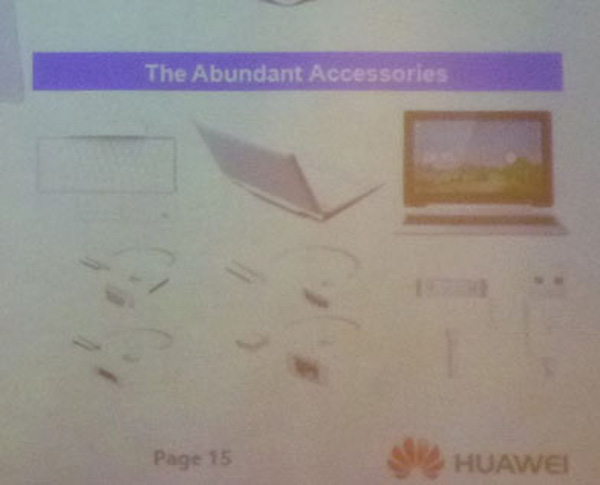 Huawei Mediapad 10 FHD accessori