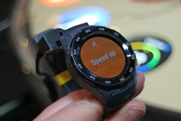 Huawei Watch 2 Sport trainer