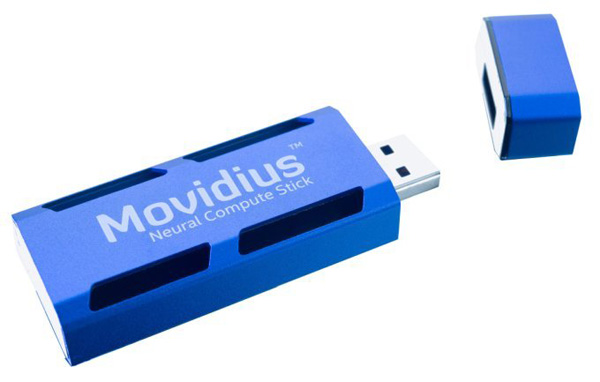 Intel Neural Compute Stick Movidius