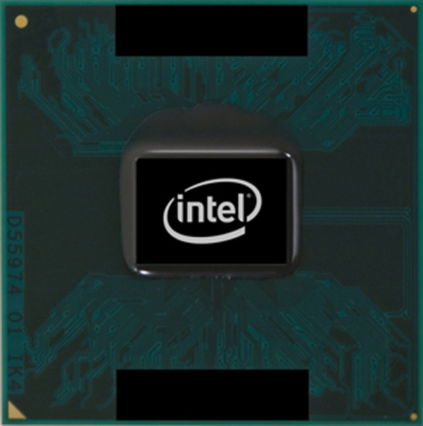 Processore Intel Penryn per notebook Centrino 2