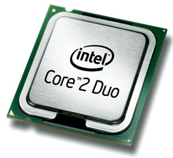 Intel Core 2 Duo per notebook