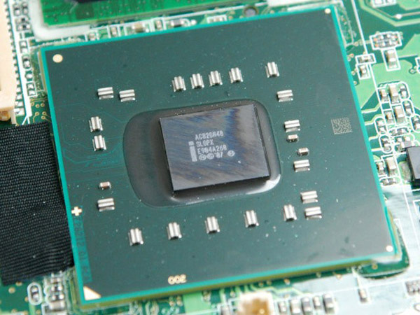 Foto del chipset Intel GN40