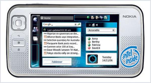 Nokia MID