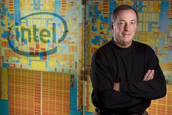 Paul Otellini di Intel