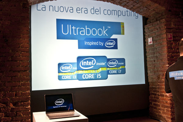 Ultrabook Intel