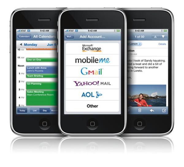 iPhone 3G vendita