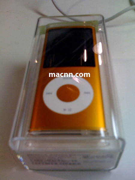 Apple iPod Nano 4G foto