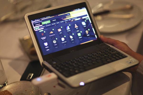 Jolicloud su Dell Mini 9