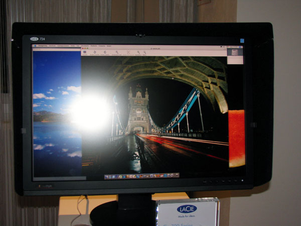 monitor LCD LaCie serie 700