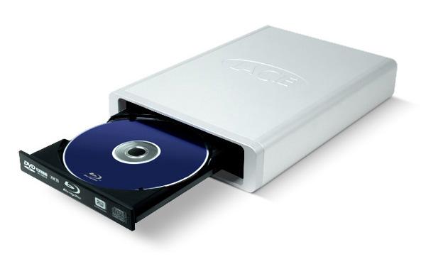 Masterizzatore Blu-Ray LaCie Blu-Ray d2