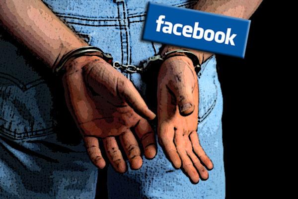 Facebook scagiona un ladro