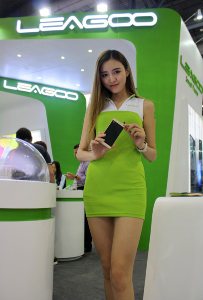 LEAGOO Elite X ad Hong Kong