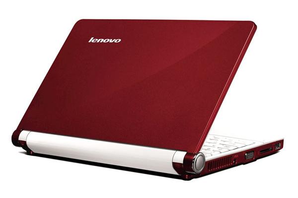 Lenovo IdeaPad S10 rosso