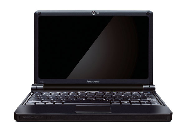 Lenovo IdeaPad S10 fronte