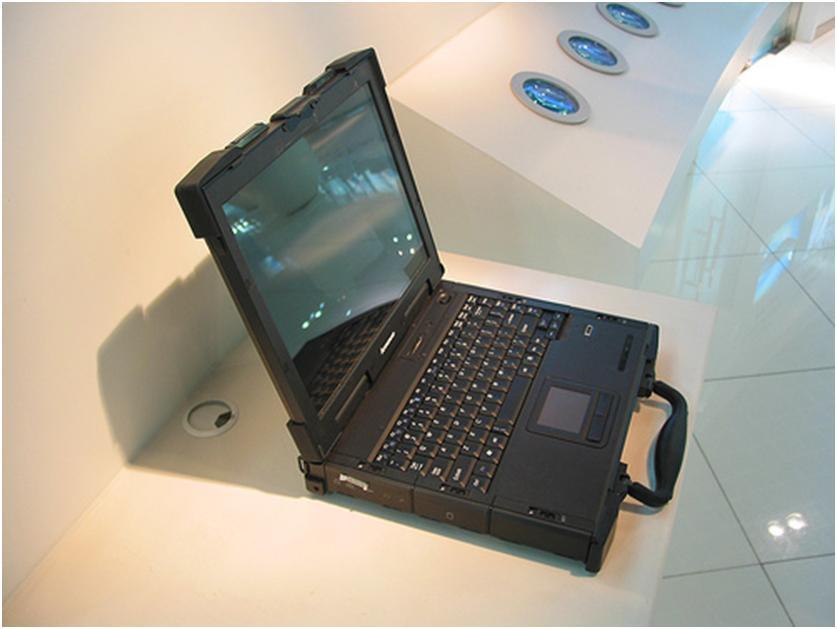 Il Primo Rugged Notebook Lenovo Notebook Italia