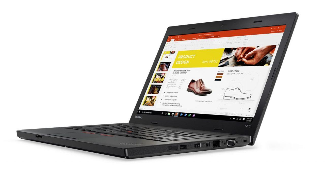 Lenovo ThinkPad L470 e L570