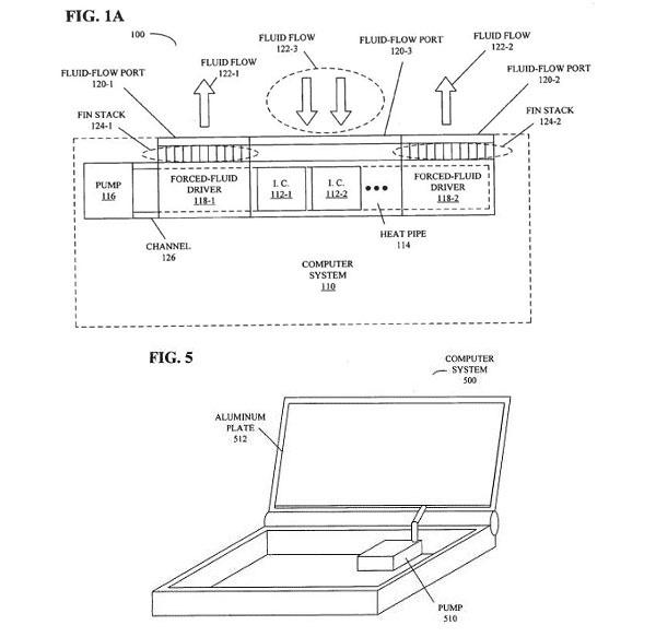 MacBook con raffreddamento a liquido