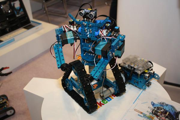 Makeblock mbot kit robot con arduino uno foto e video