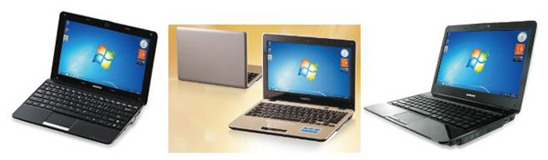 Netbook Cedar Trail