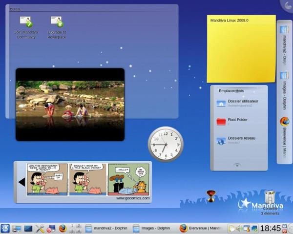 Mandriva Linux 2009