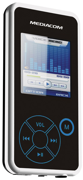 Mediacom Video Music Player JukeBoxMovie 155