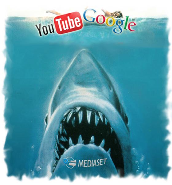 Mediaset Youtube Yahoo