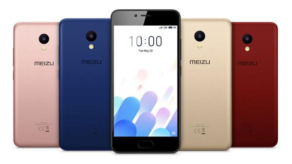 Meizu M5C arriva in Italia a 129 euro