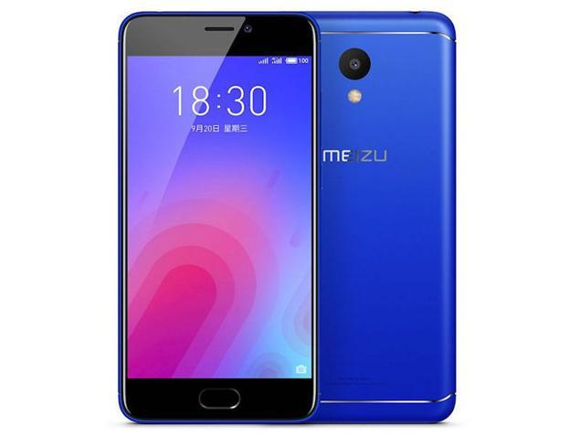 Meizu M6 disponibile ufficialmente in Italia