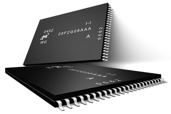 Micron memoria Flash NAND