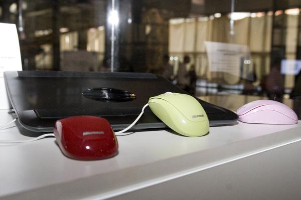 Mouse colorati di Microsoft