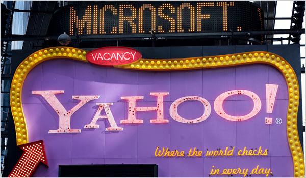 Microsoft e Yahoo, alleanza in vista