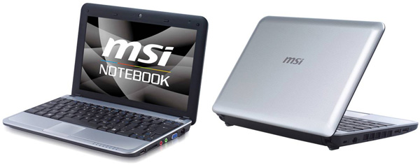 MSI Wind U115